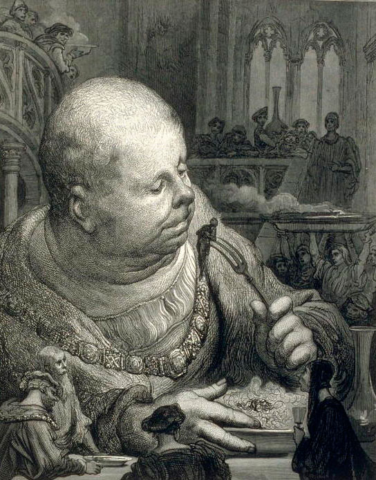 Gargantua-Ilustración-Gustave-Dore