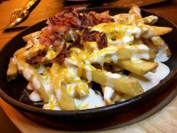 Santo Pecado Patatas Fritas