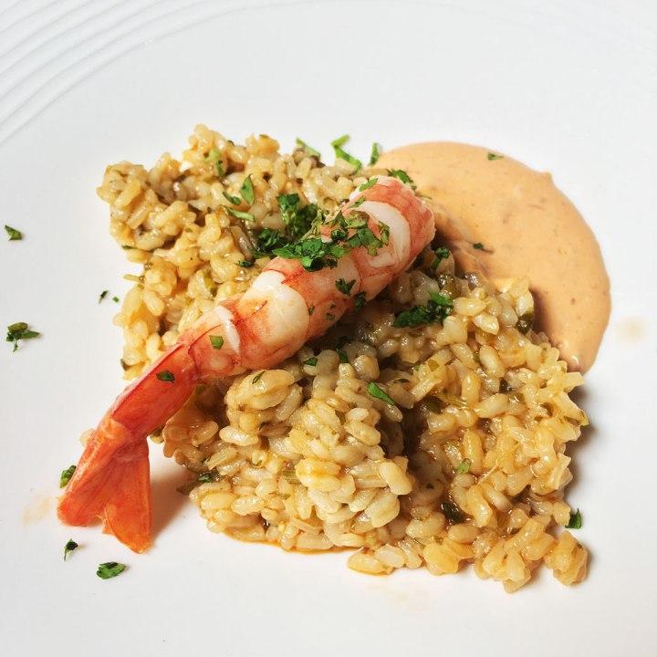 Arroz-con-gambones-con-salsa-de-chile-chipotle-paulino-de-quevedo-arrozmania